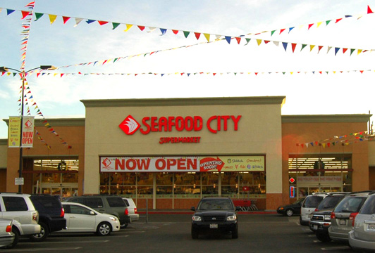 Sea foods seafood city for Wholesale fish market los angeles