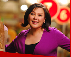 Sharon Cuneta endorses Seafood City