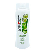 Human Nature Shampoo Strengthening Aloe 400mL