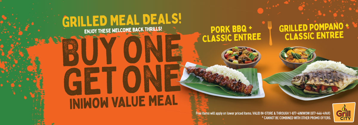 BOGO Value Meal
