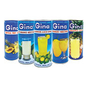 Gina Tropical Drinks 8.11oz