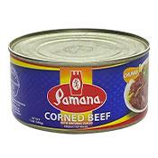 Pamana Corned Beef Chunky 12oz