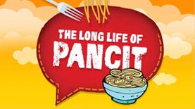 The Long Life of Pancit