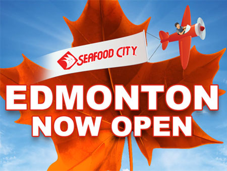 Seafood City's 4th Location in Canada