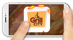 Order Online with Grill City App