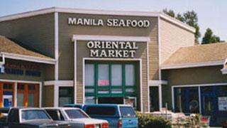 Manila Seafood Oriental Market