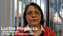 Luchie Mendoza