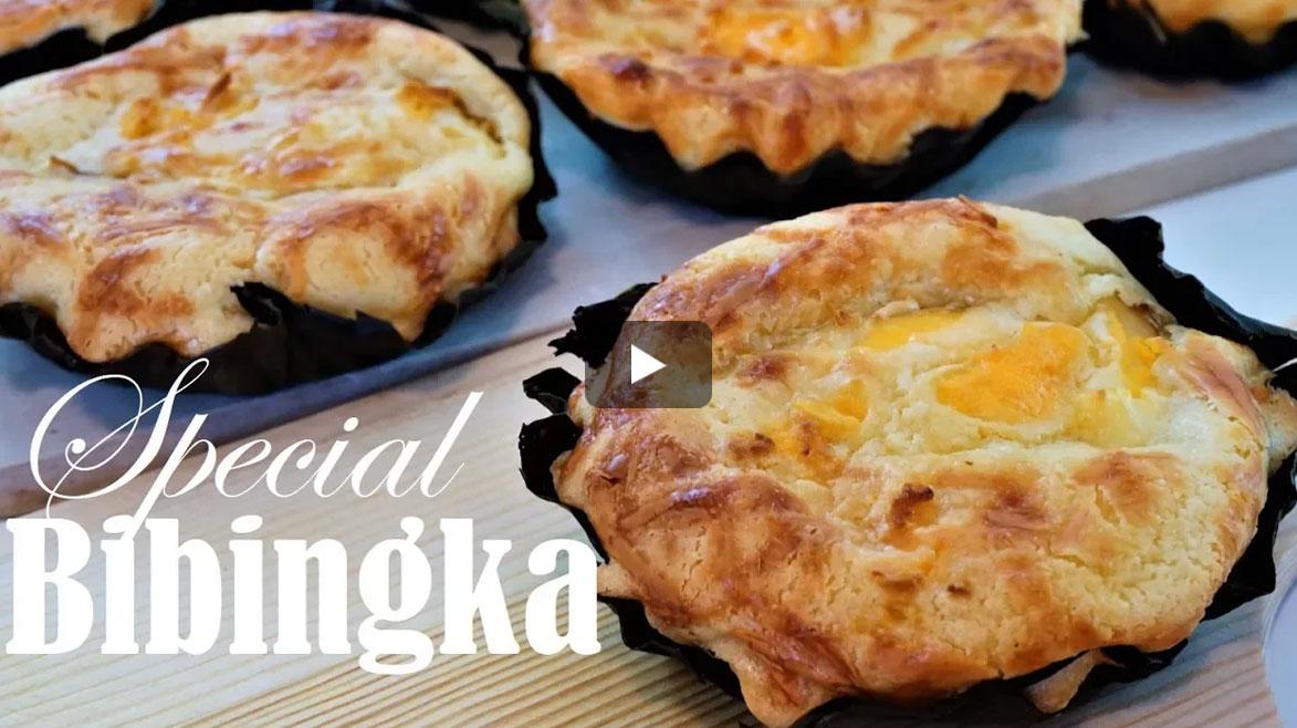 Special Bibingka